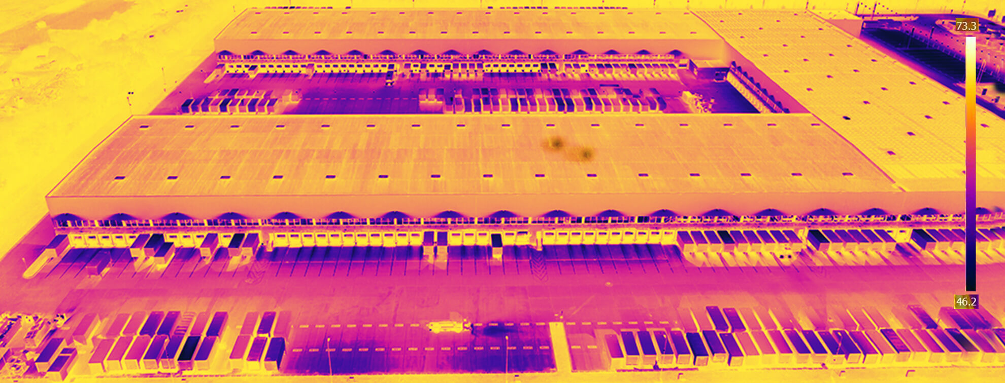 Thermal Roof Scanning